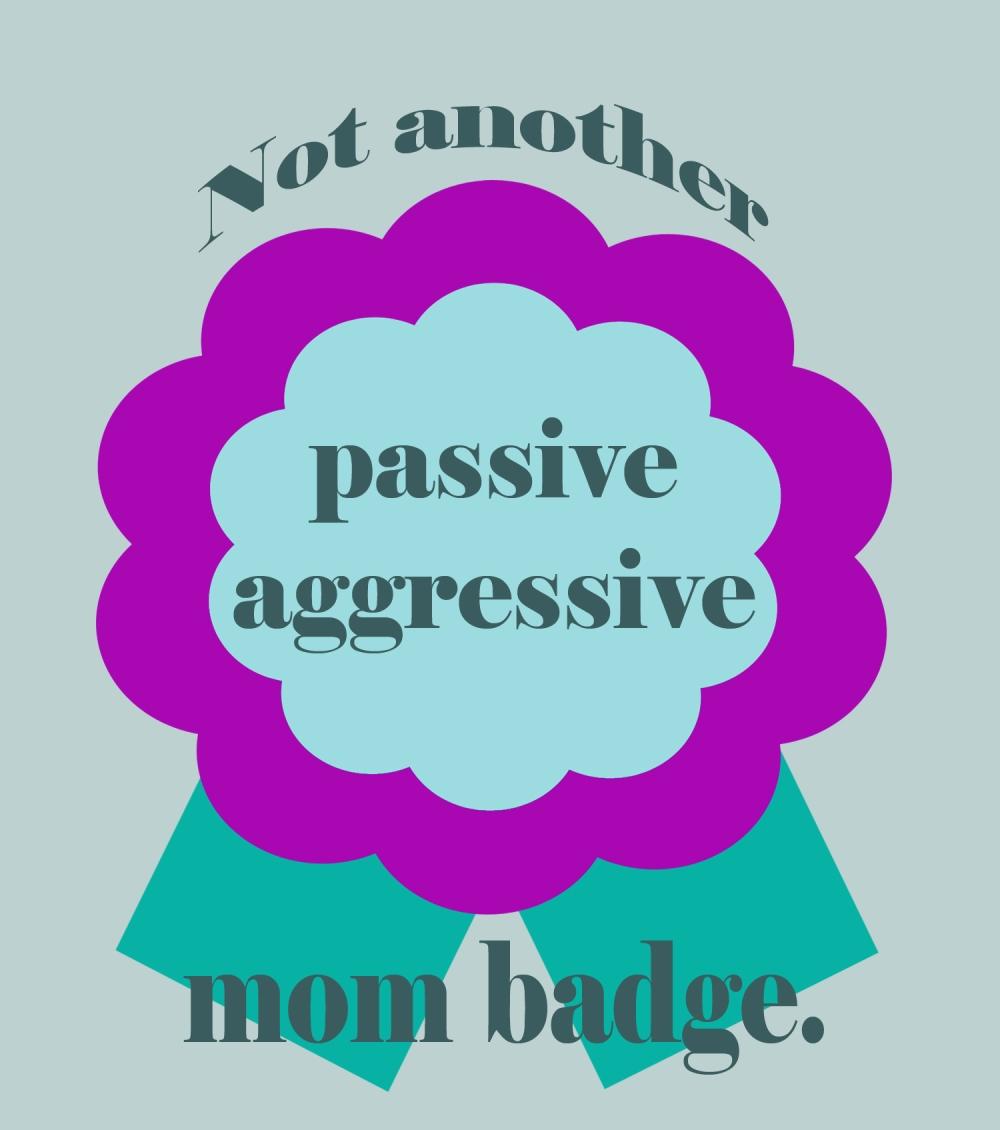 passive aggressive first birthday copy